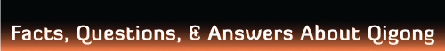 FAQs on Qigong
