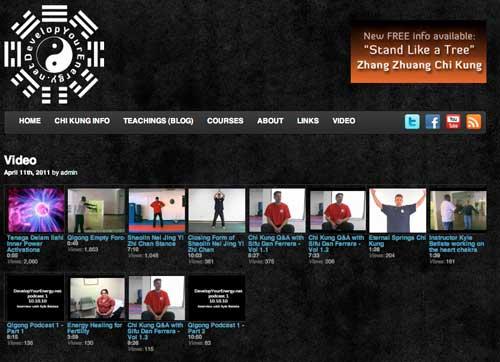 Chi Kung Video