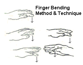 Qigong Finger Bending