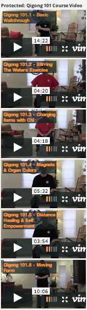 Qigong videos
